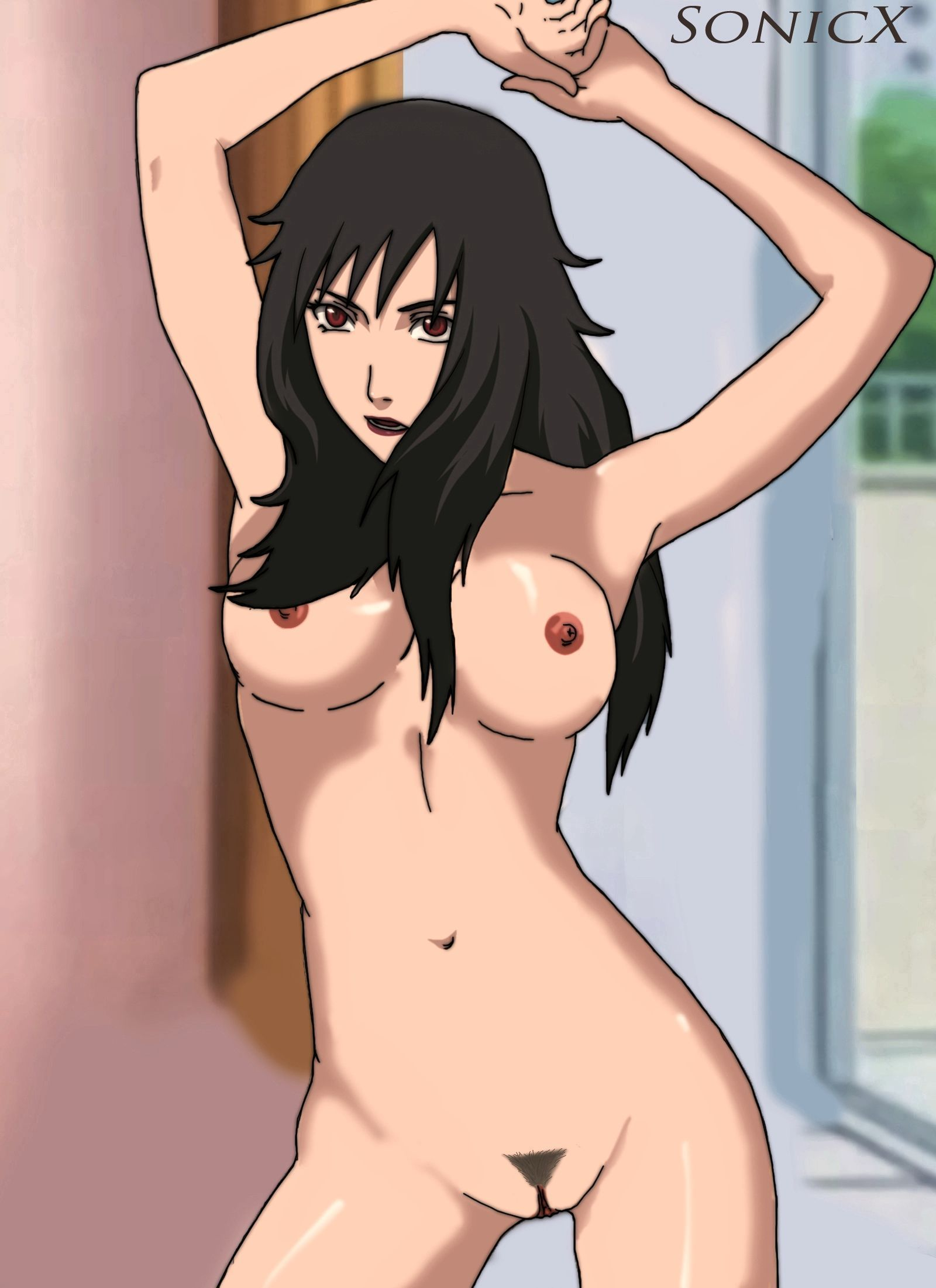 Sexy ass naked kurenai